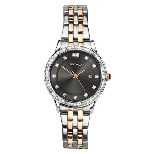 Sekonda Ladies' Stainless Steel Bracelet Watch - Product number 5865778
