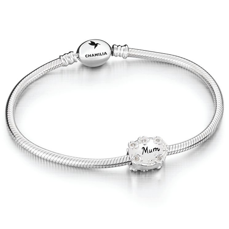 Chamilia Sterling Silver Mother's Day Gift Set - Product number 5868610