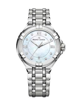 Maurice Lacroix Aikon Ladies' Stainless Steel Bracelet Watch - Product number 5925606