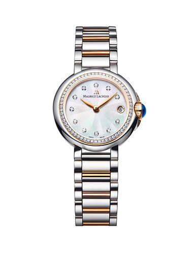 Maurice Lacroix Fabia Ladies' Two Colour Bracelet Watch - Product number 5925665