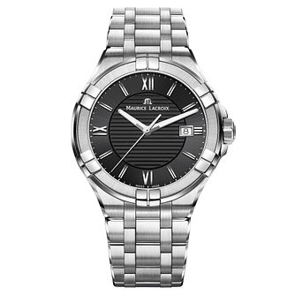 Maurice Lacroix Aikon Men's Stainless Steel Bracelet Watch - Product number 5925746