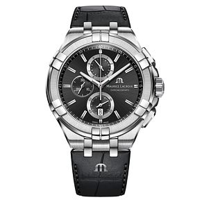 Maurice Lacroix Aikon Men's Stainless Steel Strap Watch - Product number 5925762
