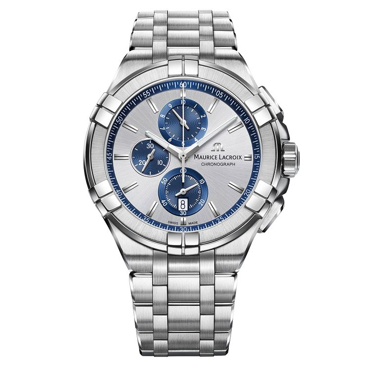 Maurice Lacroix Aikon Men's Stainless Steel Strap Watch - Product number 5925770