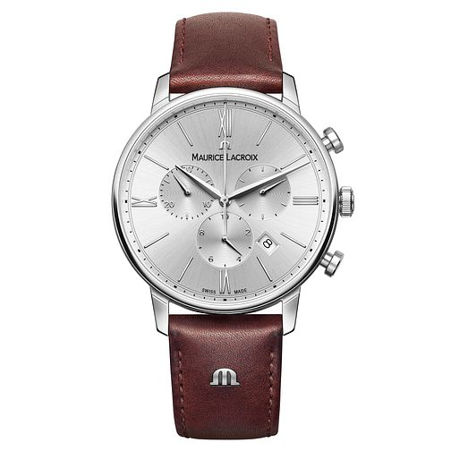 Maurice Lacroix Eliros Men's Stainless Steel Strap Watch - Product number 5925800