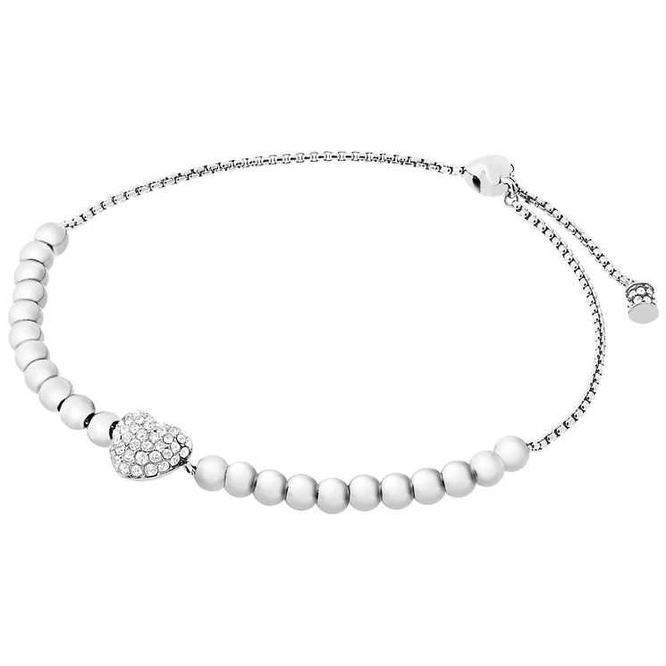 Michael Kors Stainless Steel Slider Bracelet - Product number 5937175