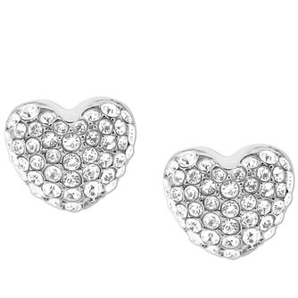 Michael Kors Stainless Steel Heart Studs - Product number 5937191