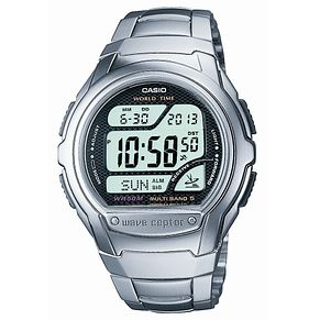 Casio Men's Stainless Steel Bracelet Digital Watch - Product number 5938333