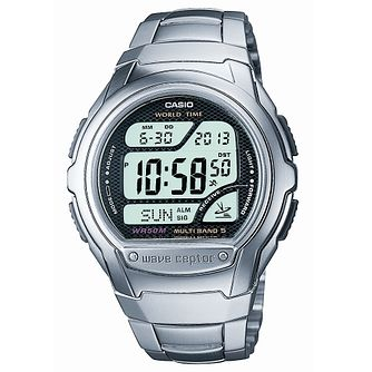 Casio Radio Controlled Digital Watch - Product number 5938333