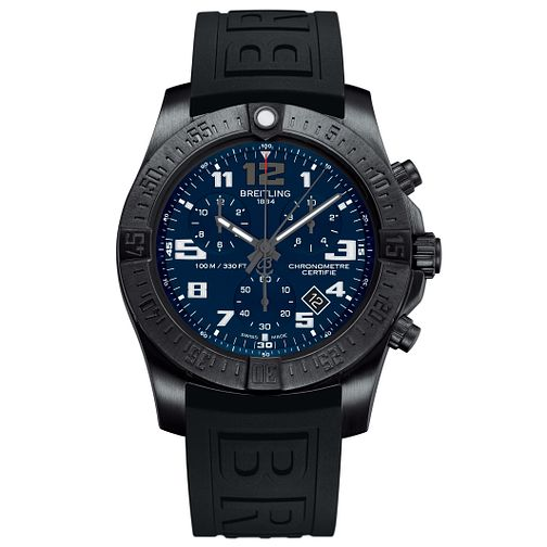 Breitling Chronospace Evo Night Mission Men's Strap Watch - Product number 6007147