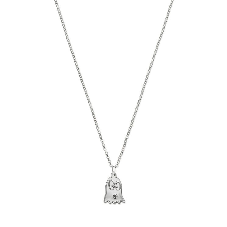 Gucci Ghost Silver Ghost Pendant - Product number 6008615