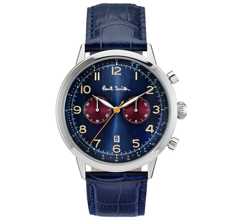 Paul Smith Precision Men's Stainless Steel Strap Watch - Product number 6043313