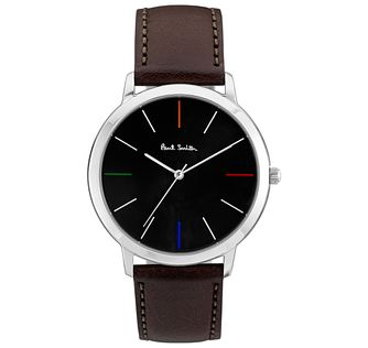 Paul Smith MA 41mm Men's Stainless Steel Strap Watch - Product number 6048897