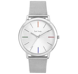 Paul Smith MA 41mm Men's Stainless Steel Bracelet Watch - Product number 6048919