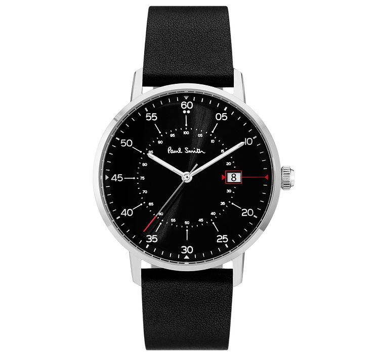 Paul Smith Gauge 41mm Men's Stainless Steel Strap Watch - Product number 6049060