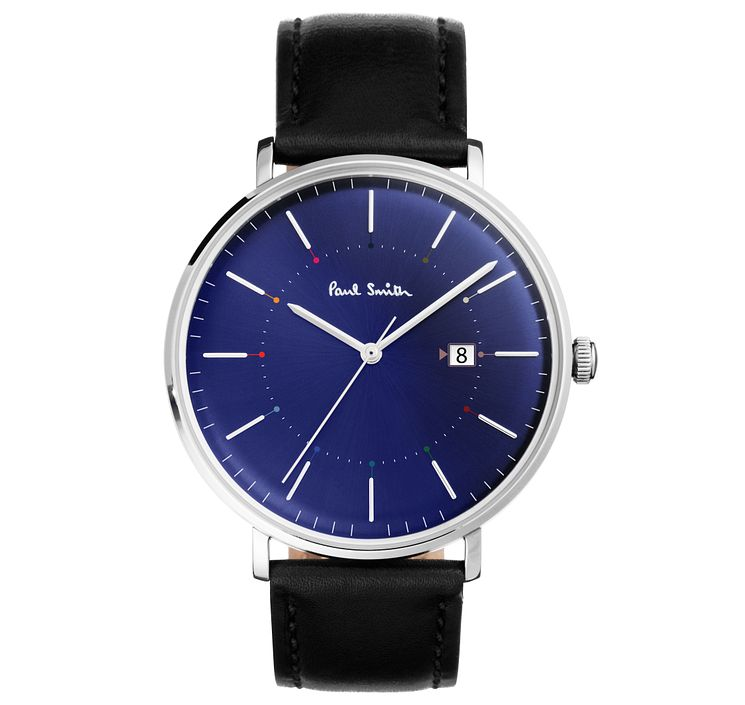 Paul Smith Track 41mm Men's Stainless Steel Strap Watch - Product number 6049168