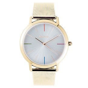 Paul Smith MA 41mm Men's Gold Tone Bracelet Watch - Product number 6049346