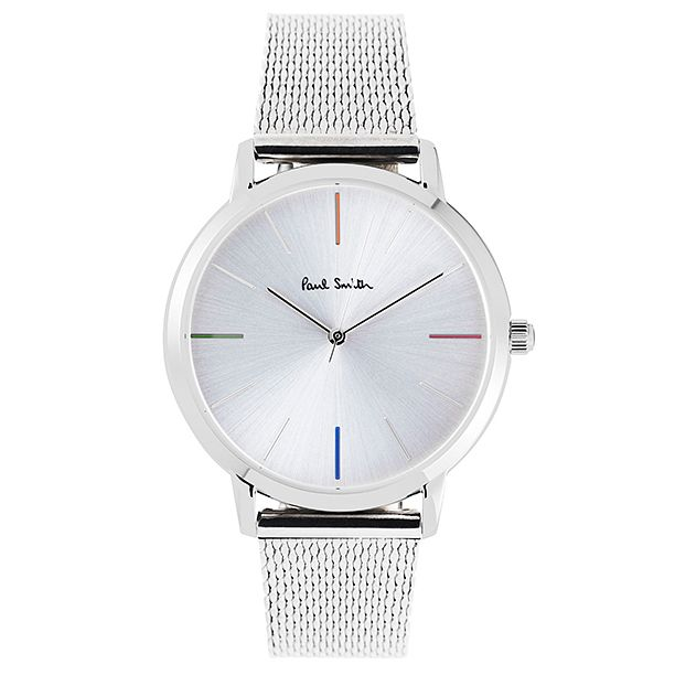 Paul Smith MA 41mm Men's Stainless Steel Bracelet Watch - Product number 6049370