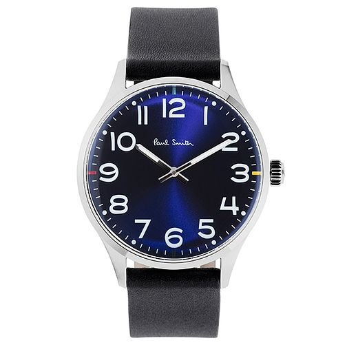 Paul Smith Tempo 41mm Men's Stainless Steel Strap Watch - Product number 6049427