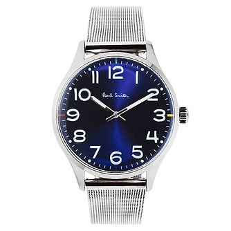 Paul Smith Tempo 41mm Men's Stainless Steel Bracelet Watch - Product number 6049435