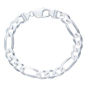 "Sterling Silver 8.25"" Chain Bracelet - Product number 6053548"