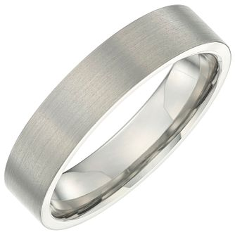 Titanium 5mm Matte Band - Product number 6058167