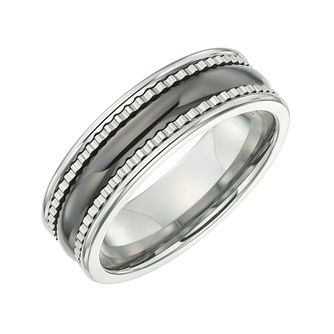 Tungsten and Ceramic Ring - Product number 6059007