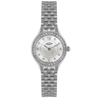 Rotary Ladies' Stainless Steel Bracelet Watch - Product number 6076653