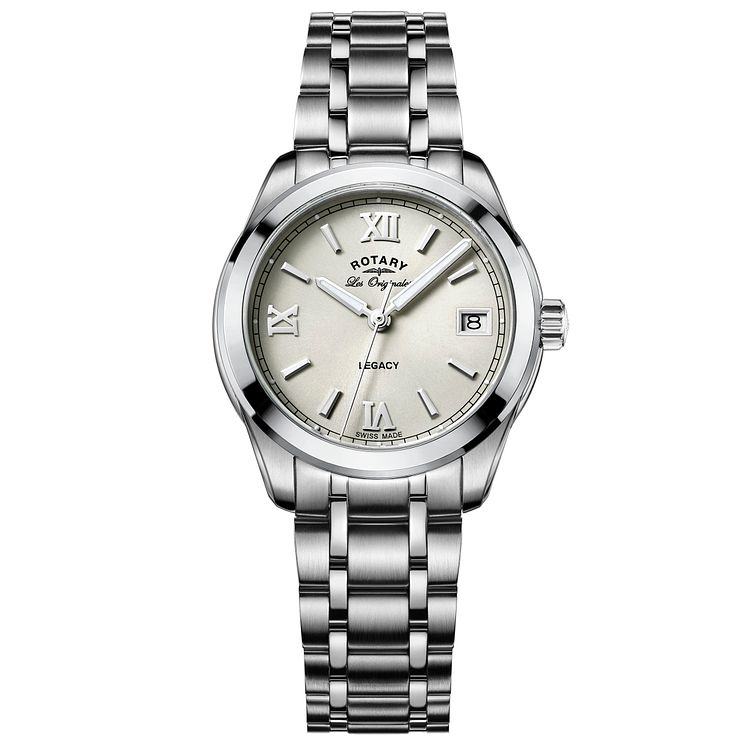 Rotary Ladies' Stainless Steel Bracelet Watch - Product number 6077412