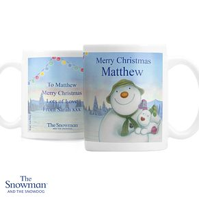 The Snowman and the Snowdog Mug - Product number 6095410
