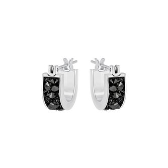 Swarovski Stardust Hoop Earrings - Product number 6100422