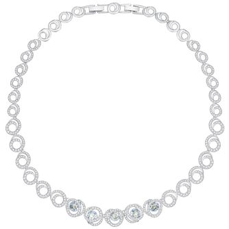 Swarovski Generation Stone Set Necklace - Product number 6101046