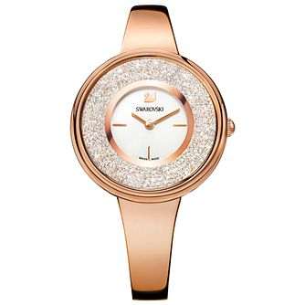 Swarovski Crystalline Pure Ladies' Rose Gold Tone Watch - Product number 6101321