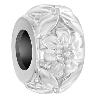 Chamilia Flower Crown Sterling Silver Bead - Product number 6128165