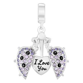 Chamilia Love Bug Secret Message Sterling Silver Charm - Product number 6128319