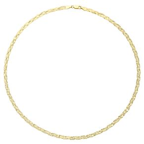 9ct Gold Herringbone Necklace - Product number 6139876