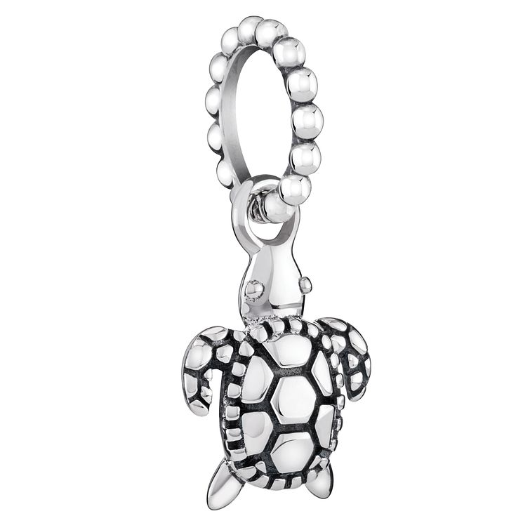 Chamilia Sterling Silver Petite Turtle Charm - Product number 6142850