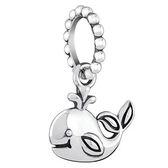 Chamilia Sterling Silver Petite Whale Charm - Product number 6142869