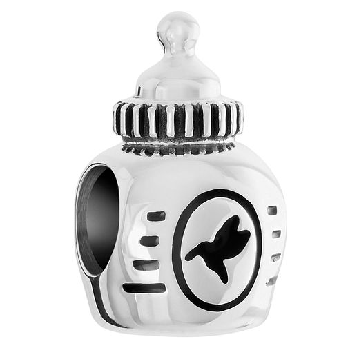 Chamilia Sterling Silver Baby Bottle Bead - Product number 6143032