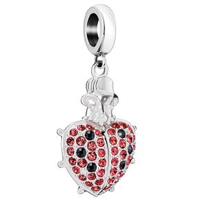 Chamilia Love Bug Secret Message Lady Bug Charm - Product number 6143520