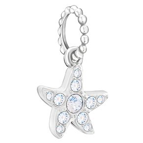 Chamilia Sterling Silver Petite Pave Starfish Charm - Product number 6143741