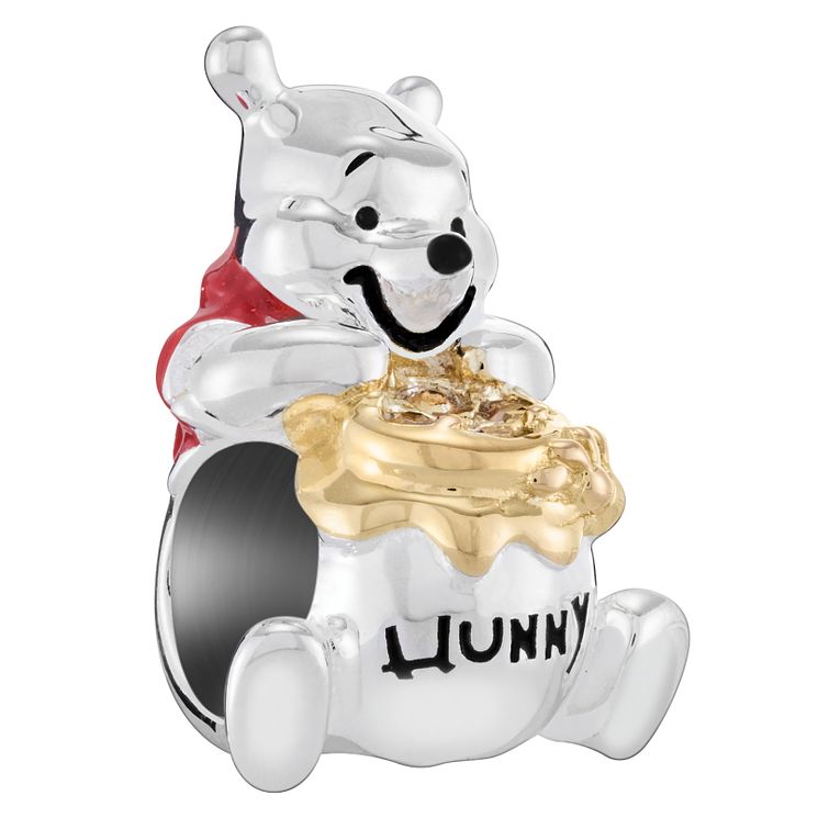 Chamilia Disney Sterling Silver Winnie the Pooh Bead - Product number 6144020
