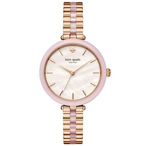 Kate Spade Ladies' Rose Gold Tone Bracelet Watch - Product number 6153526