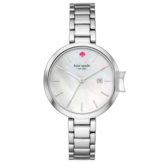 Kate Spade Ladies' Stainless Steel Bracelet Watch - Product number 6153534