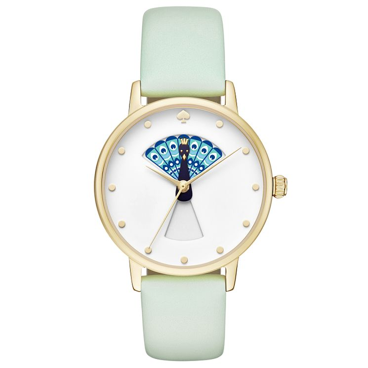 Kate Spade Ladies' Gold Tone Strap Watch - Product number 6153569