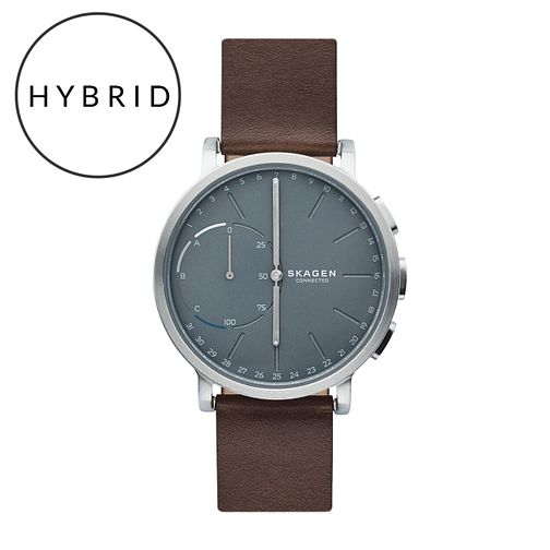 Skagen Connected Men's Stainless Steel Hybrid Smartwatch - Product number 6165303