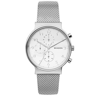 Skagen Men's Stainless Steel Bracelet Watch - Product number 6165346