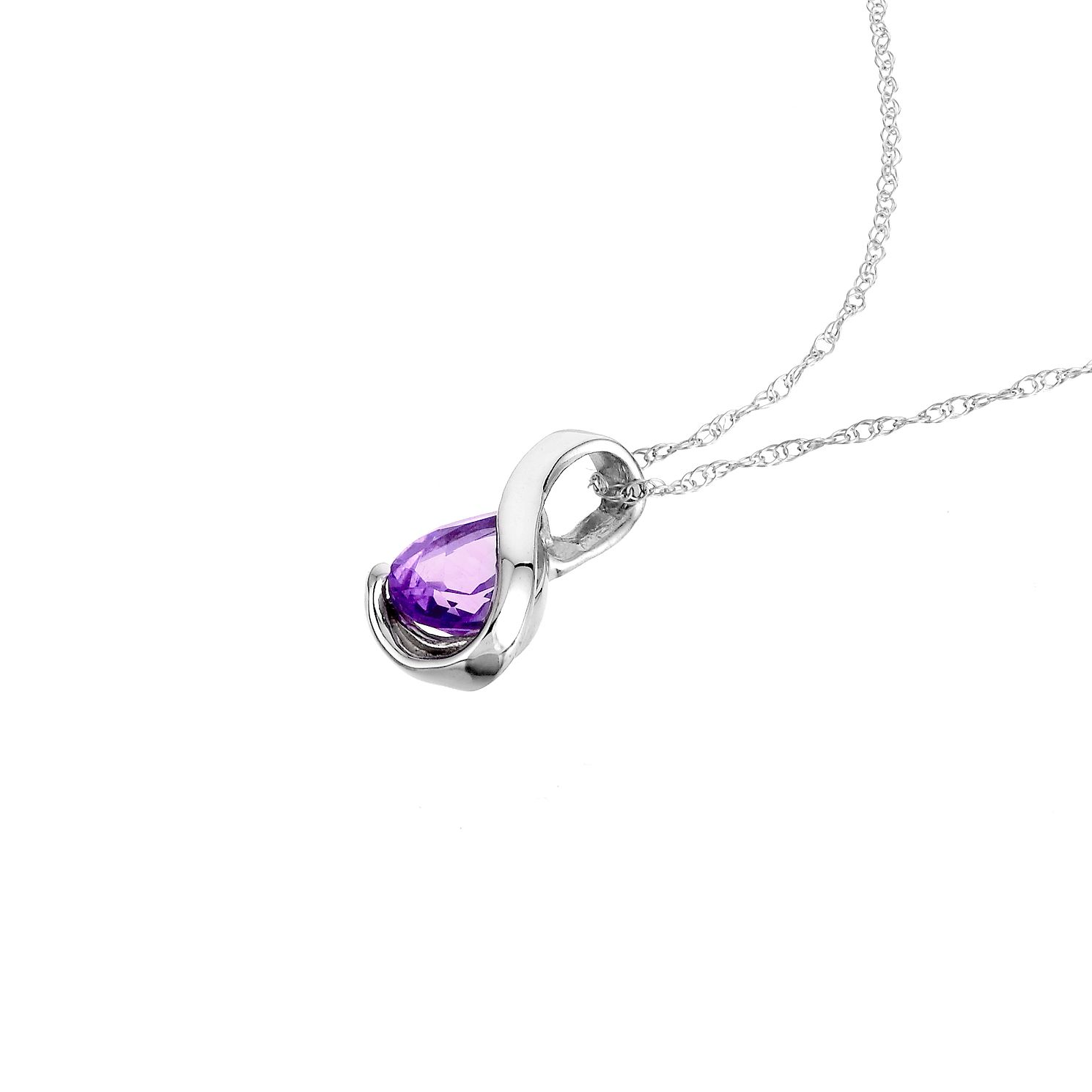 number gold jones pendant jewellery d ernest webstore white amethyst necklace product and