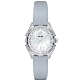 Emporio Armani Ladies' Stainless Steel Strap Watch - Product number 6171508