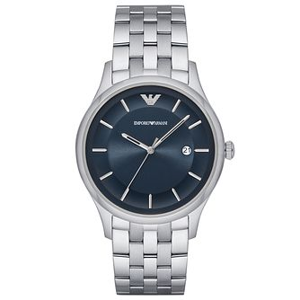 Emporio Armani Men's Stainless Steel Bracelet Watch - Product number 6171567