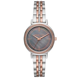 Michael Kors Ladies' Two Colour Bracelet Watch - Product number 6171761